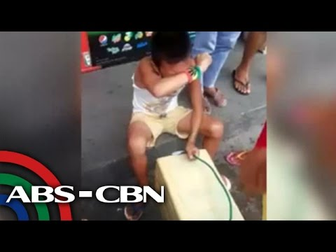 Pandesal vendor boy traumatized by robbery
