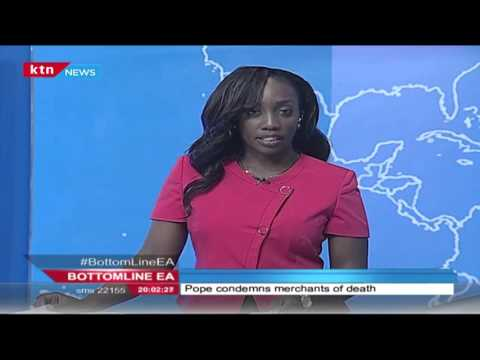 Bottomline East Africa 16th February 2016 South Sudan President to name cabinet amid tussle [Part 1]