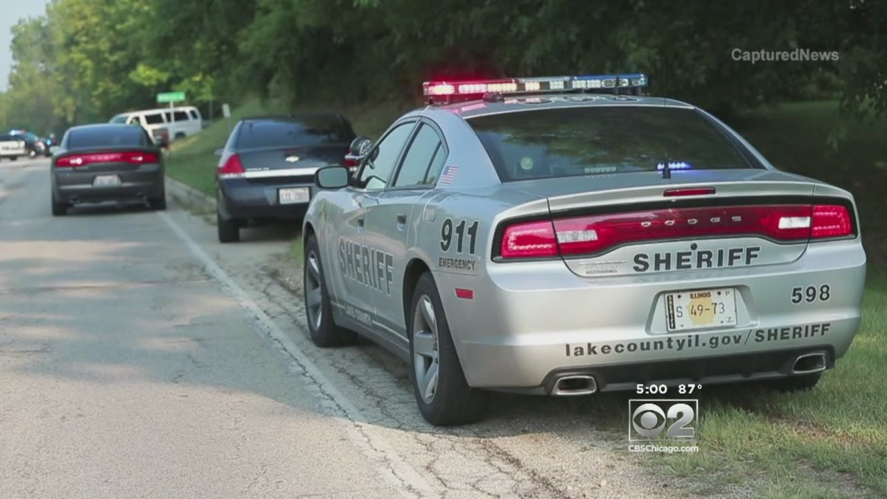 Manhunt In Fox Lake After Police Officer Shot And Killed