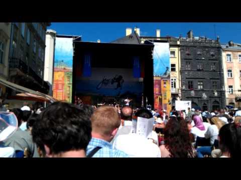 Alfa Jazz Fest 2011 - Львів (ч.3) [HD 720p] Vasti Jackson