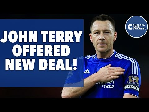 Fan Power Wins! | John Terry Offered New Deal
