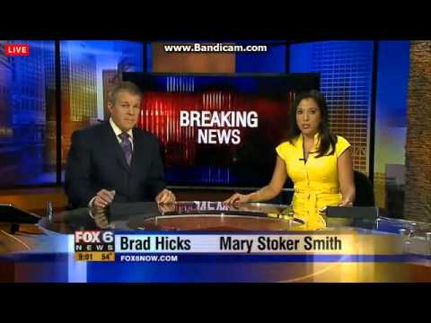WITI FOX6 News at 9 Open 9/17/2014