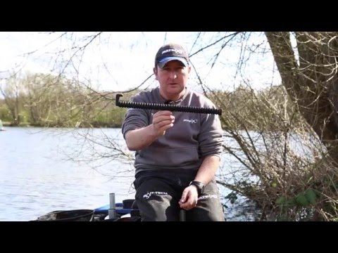 *** Coarse & Match Fishing TV *** NEW Slick Feeder Rest