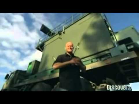 Spyder missiles of Israel -Discovery channel