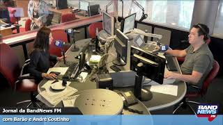 Jornal da BandNews FM - 24/05/2019