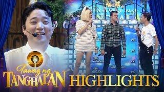 Tawag Ng Tanghalan: Ryan wonders why Vice and Jhong always fight