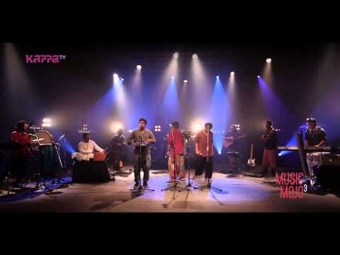 Kaathu Sookshichoru Kasthoori Mambazham - Masala Coffee - Music Mojo Season 3 - Kappa TV