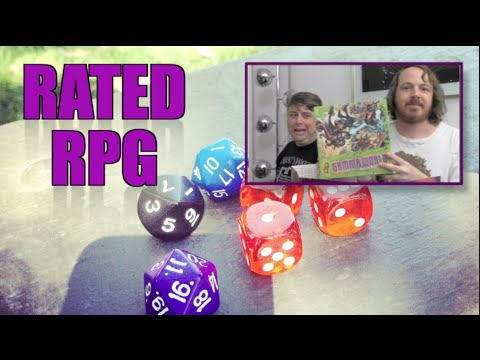 Rated RPG - Gamma World (part 1)