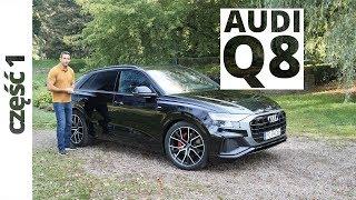 Audi Q8 50 TDI 286 KM, 2018 - test AutoCentrum.pl #405