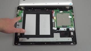 Chuwi Lapbook 12.3 Internals