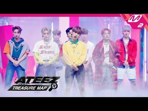 Download 최초공개 에이티즈ATEEZ - ILLUSION|ATEEZ: TREASURE MAP Mp4 baru