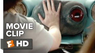 Monster Trucks Movie CLIP - I Touched His Eye (2017) - Lucas Till Movie