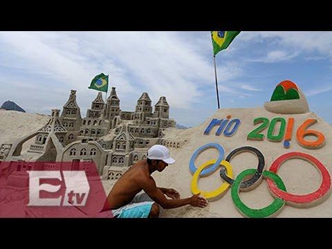 Río de Janeiro modificará movilidad durante los Juegos Olímpicos/ Hiram Hurtado