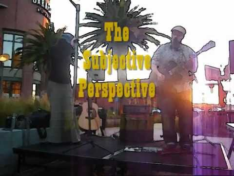 The Subjective Perspective performing Real Romance @ Bay Street on The San Francisco Bay