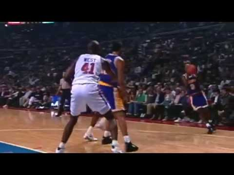 Nick Van Exel Spoils Grant Hill's Rookie Debut with 35 - League Pass Look Back