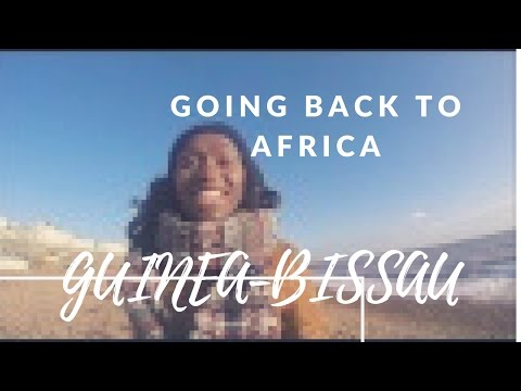 GOING BACK TO AFRICA (GUINEA-BISSAU)