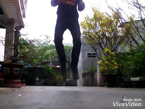 Clip nhay shuffle dance/cutting shaper tai TP Đà nẵng (em ơi cứ vui) |