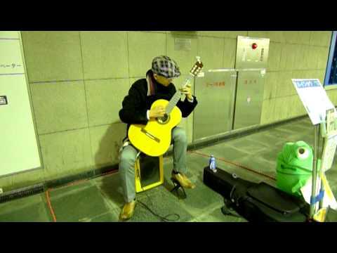 Show Terui - Jazz Guitar - Tokyo Japan