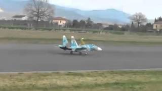 Mig 29 Fulcrum RC Twin Turbine Powered - Large Scale