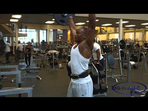 Clean and Press on Shoulder day & COMPOUND exercises pros Image 1