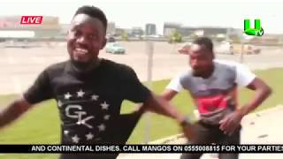 You Can't Laugh!!! This Was How Lilwin And Funny Face Ended Their Beef