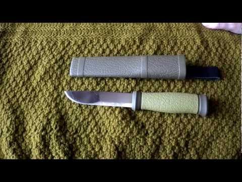 Нож на всю жизнь и складной нож эпохи
