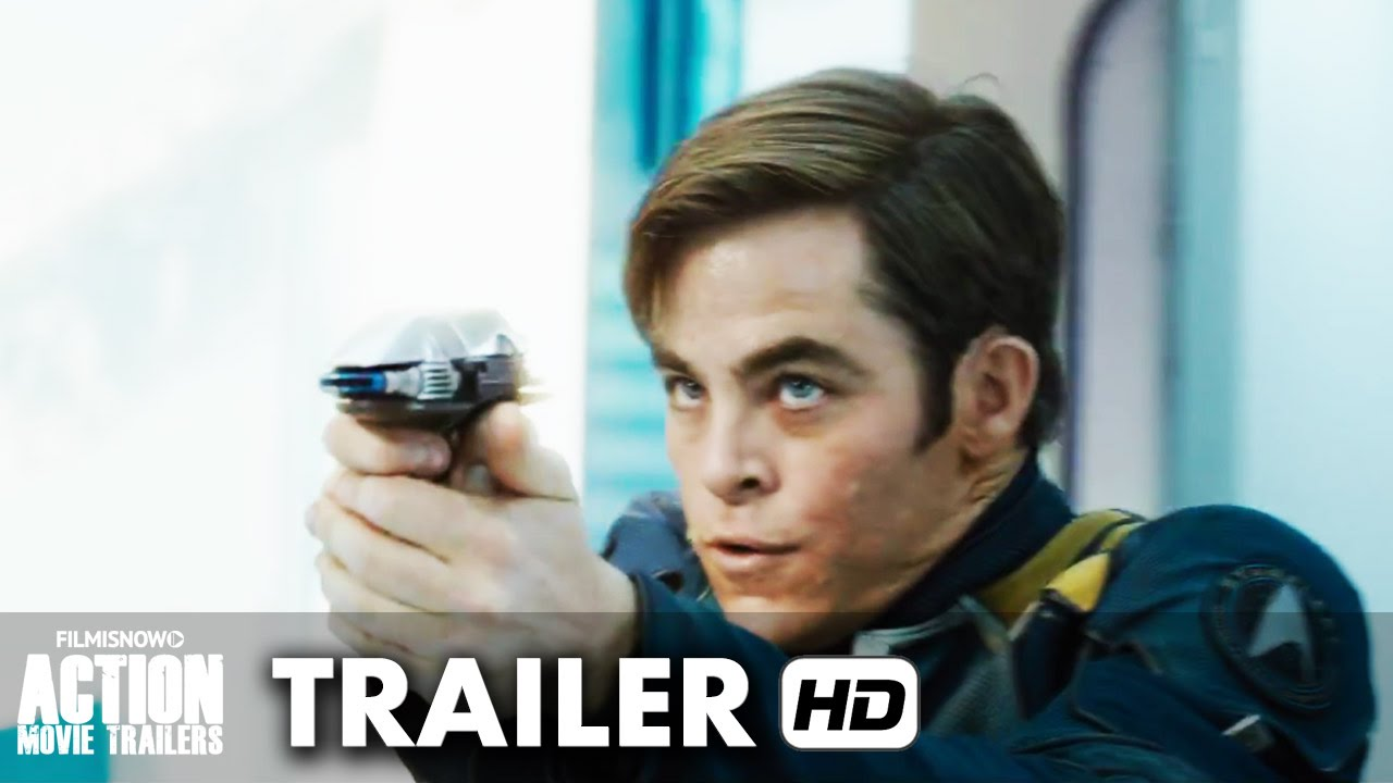Star Trek Beyond Official Trailer #1 - Chris Pine Action Movie [HD]