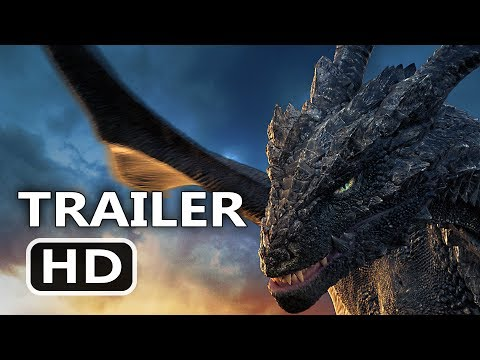 DRAGONHEART Official Trailer (2017) Battle for the Heartfire Dragons Movie HD