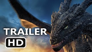 Download DRAGONHEART Official Trailer (2017) Battle for the Heartfire Dragons Movie HD 3Gp Mp4