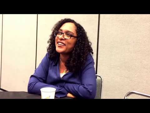 Monica Owusi-Breen for Midnight, Texas at Wondercon 2017!