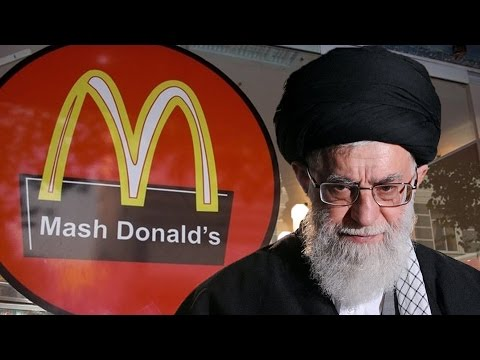 Will McDonald's Knockoffs and American Business Take Over Iran?
