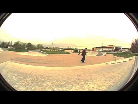Day At St.Vital Skatepark