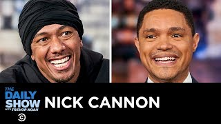 Nick Cannon - Launching His Talk Show, Education as Wealth and the Power of Humor | The Daily Show