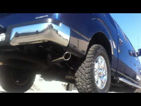 2012 F150 5.0 with Magnaflow Magnapack exhaust