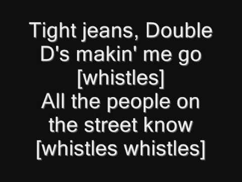 Katy Perry ft. 3OH!3 - Starstruck with lyrics.