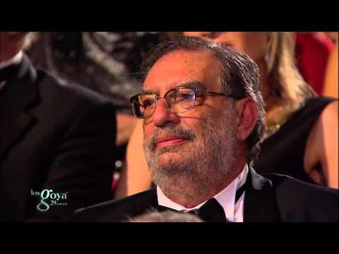 Antonio Banderas recibe el Goya de Honor 2015