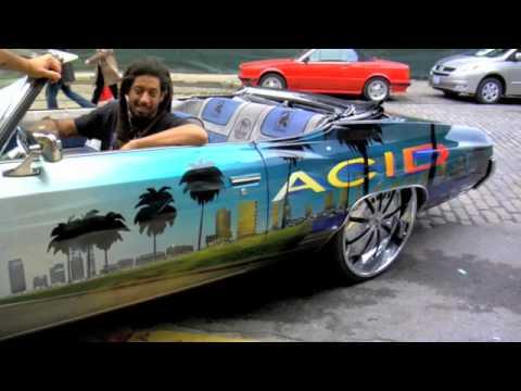BMW/MINI Art Car - Garage419 Style. Video