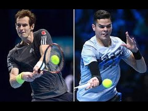 Andy Murray vs Milos Raonic - Finals