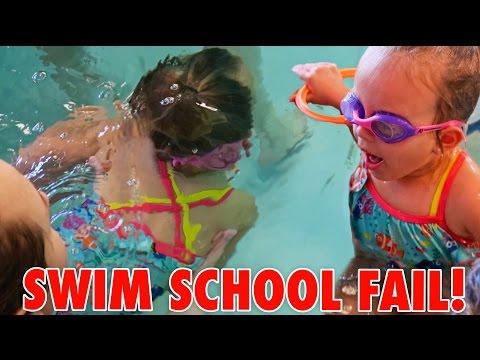 SWIM SCHOOL FAIL!
