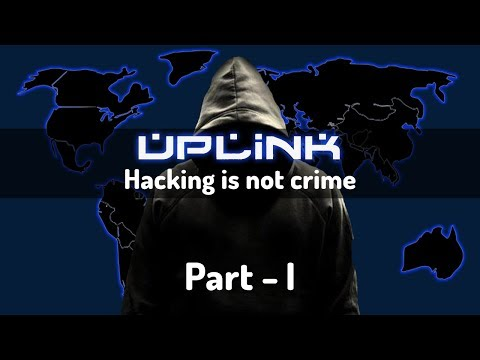 Let's Play Uplink - Part - I (Czech)