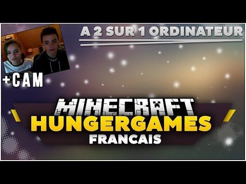 HUNGER GAMES - UN GARS UNE FILLE ft. PopiGames