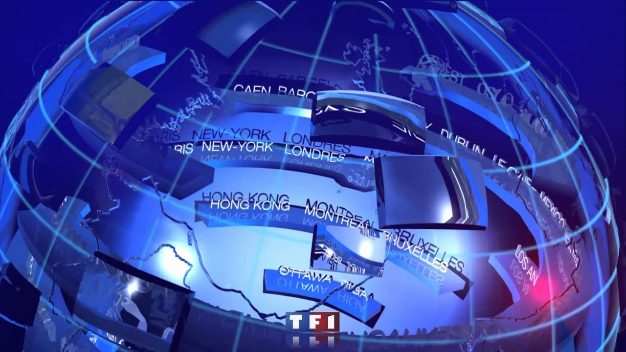 TF1 - Le Journal (fictif) - YouTube