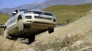 Best Offroad 2011 - Volkswagen driving experience - Touareg Adventure (HD 720p.)