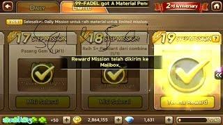 download lagu Line Lets Get Rich - Mission Get Rich 15 gratis