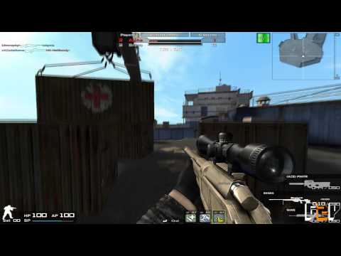[Clan War] Conqnitive Red vs HD Holy Dreaminq [Combat Arms] [Oil Rig]