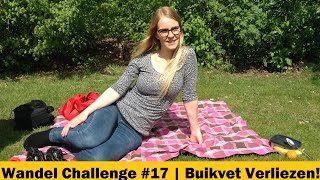 Buikvet Verliezen? | Wandel Challenge #17