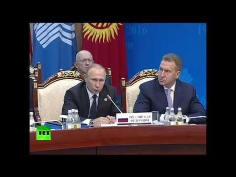 Путин ответил Украине по председательству России в СНГ