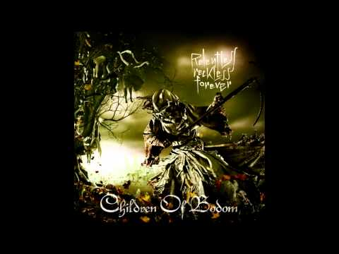 Children Of Bodom - Pussyfoot Miss Suicide