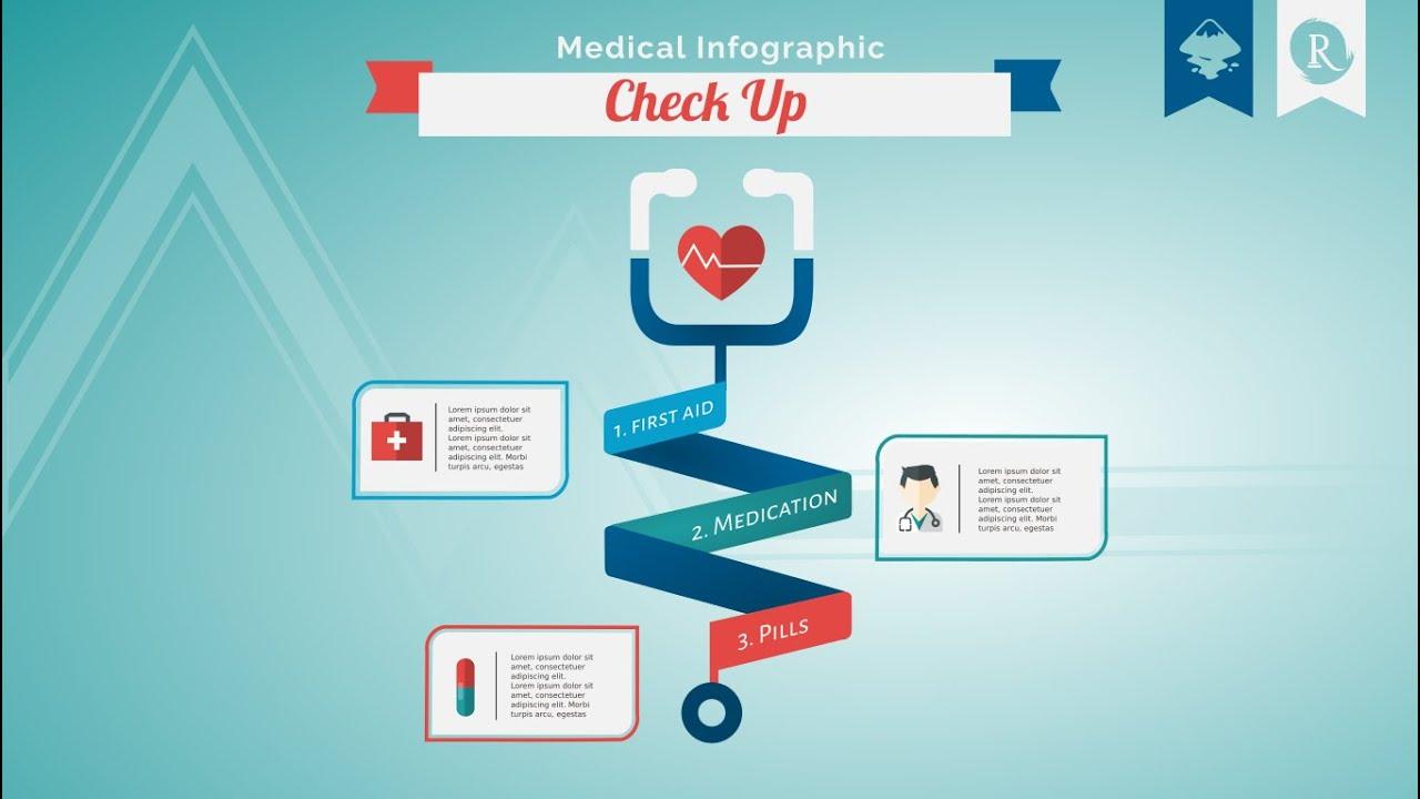 Infographic design tutorial