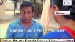 বউ পাগল মসারফ #Mosarof Korim Funny Natok Hat Bodol 2016 Eid Natok | Bangla New Fun